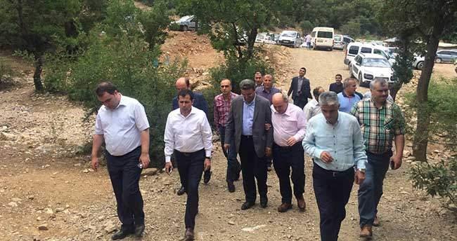 Ankara'dan Gelen Bürokratlardan Konya'da İnceleme