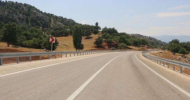 Antalya-Konya yolundaki çalışmalarda son durum!
