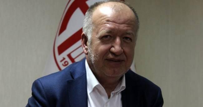 Antalyaspor'da Gencer yeniden başkan