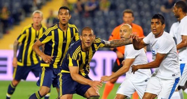 Atromitos – Fenerbahçe ilk 11'ler belli oldu