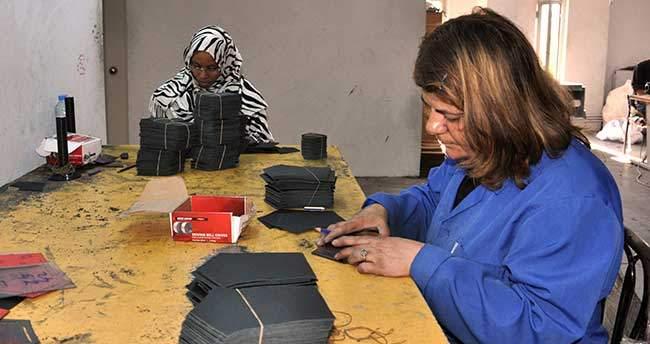 """Ayakkabı imalatının """"sultanları"""" sektörde iddialı"""