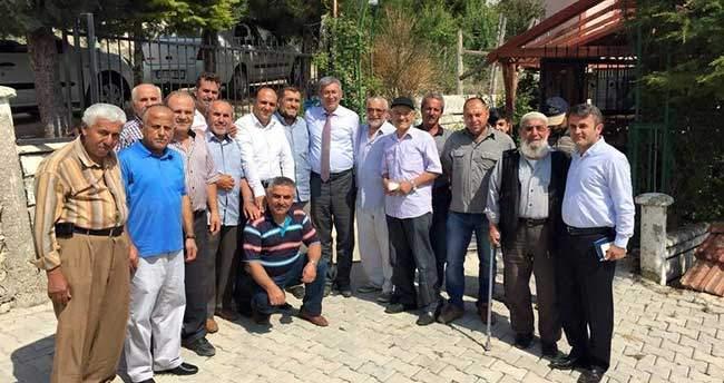 Babaoğlu ve Özaltun Beyşehir'li Vatandaşlarla Buluştu