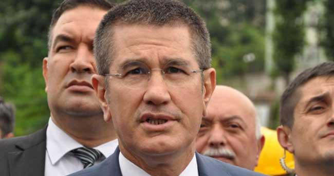 Bakan Canikli: 'Tuğrul Türkeş'e yapılan baskı faşizan'