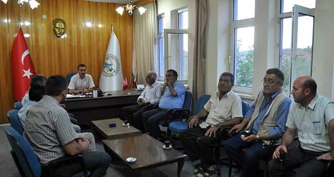 Başkan Tutal, Bostandere'de vatandaşlarla buluştu