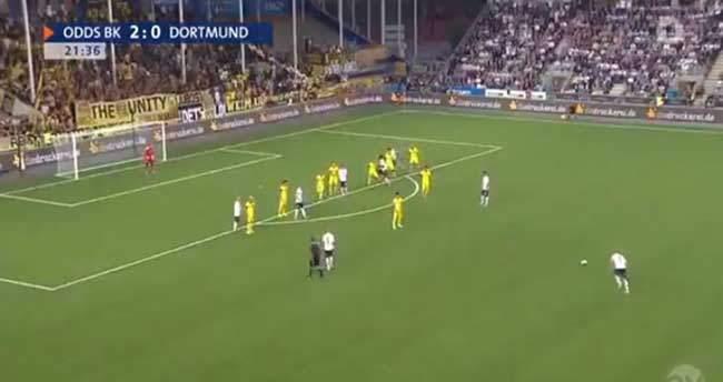 Borussia Dortmund'dan muhteşem geri dönüş
