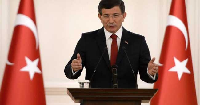 Davutoğlu'dan Bahçeli'ye: 'Ne istiyorsun mübarek'