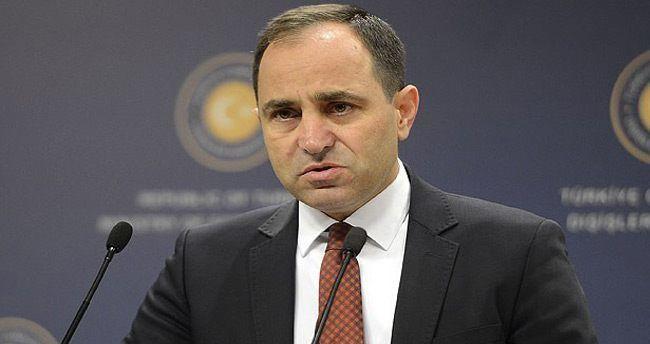 Dışişleri'nden Maliki açıklaması