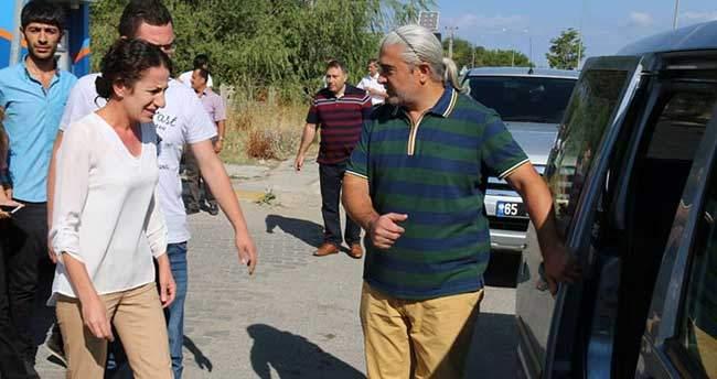 Edremit Belediyesi Eş Başkanı gözaltına alındı