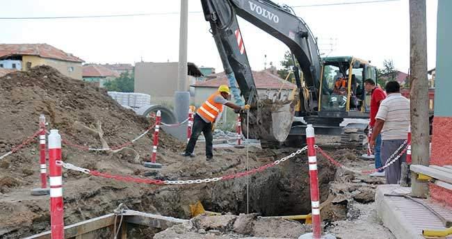 Ereğli ve Emirgazi'de Mahalleler Kanalizasyona Kavuşuyor