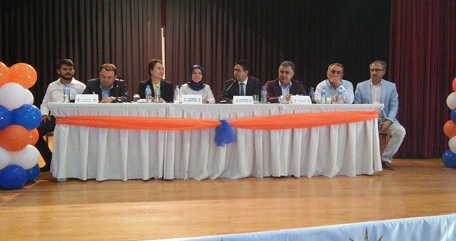 Ereğli'de AK Parti İlçe Danışma Meclisi Toplandı