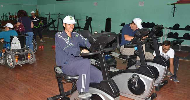 Ereğli'de Engellilere Spor İmkanı