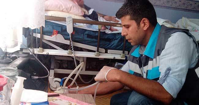 Evlerde Kullanılan Tıbbi Cihazların Kontrolü de Genel Sekreterlikten