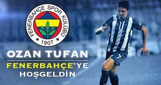 Fenerbahçe Ozan Tufan ile 5 yıllık anlaşma sağladı