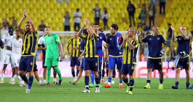 Fenerbahçe'nin Donetsk kadrosu belli oldu