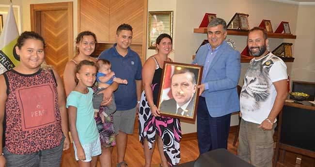 Fransız Vatandaşın Erdoğan Hayranlığı