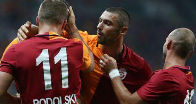 Galatasaray dev rakibine şans tanımadı