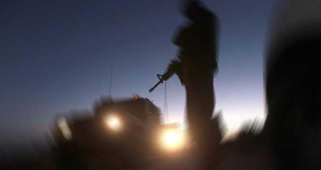 Gümüşhane'de PKK'lılarla çatışma çıktı
