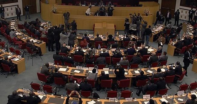 Güney Sudan barış anlaşması imzalanıyor