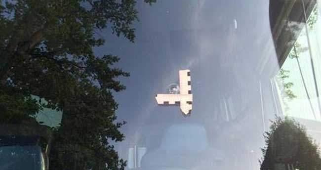 Hertha Berlin takım otobüsüne silahlı saldırı