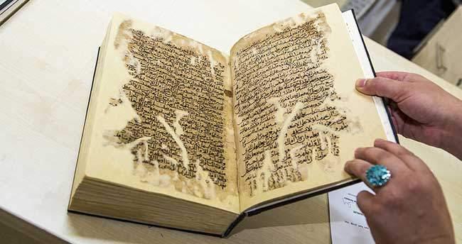 İbn-i Sina'nın eserinin 880 yıllık nüshası restore edildi