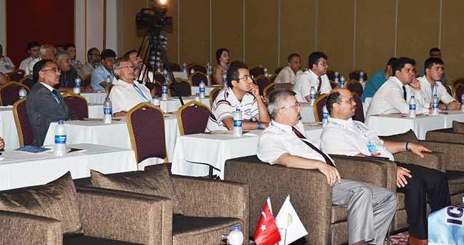 ICAT' 2015 Konferansı Başladı