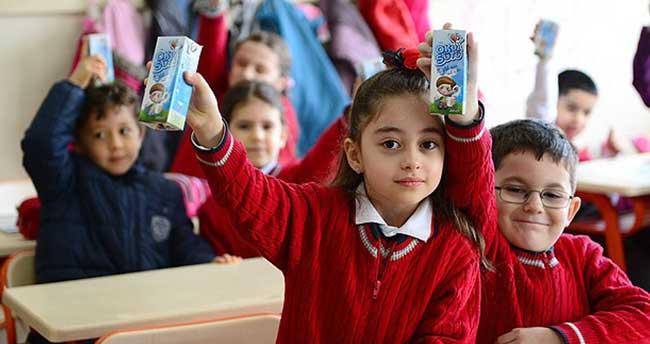 İkinci yarıyıl 'okul sütü' ile başlayacak