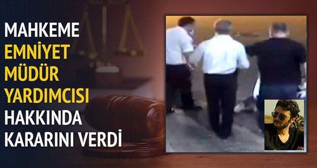 İstanbul Emniyet Müdür Yardımcısı Yılmaz tahliye edildi