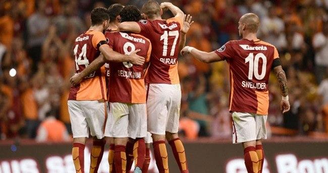 İşte Galatasaray'ın Konya kafilesi