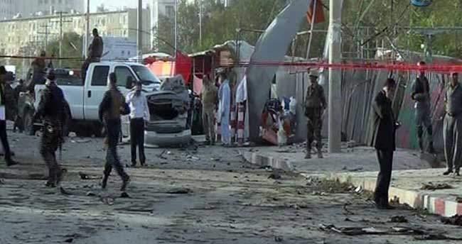 Kabil'de bomba yüklü araçla saldırı: 12 ölü, 66 yaralı