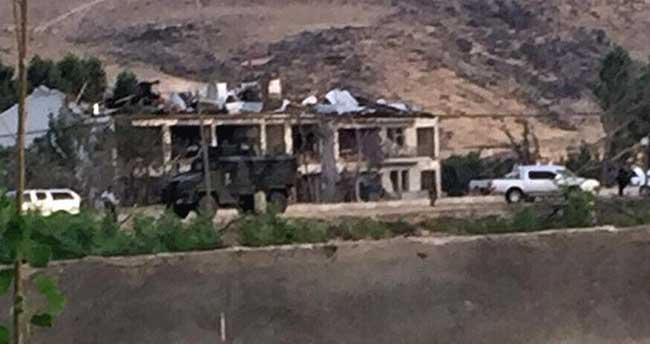 Karakola intihar saldırısı: 2 asker şehit, 31 asker yaralı