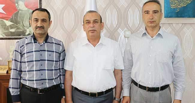Karamercan'dan Paslı'ya Hayırlı Olsun Ziyareti