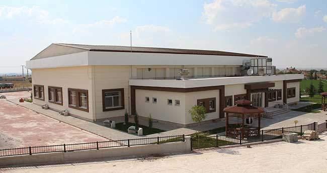 Karatay Belediyesi'nden Altınekin'e 700 kişilik sosyal tesis