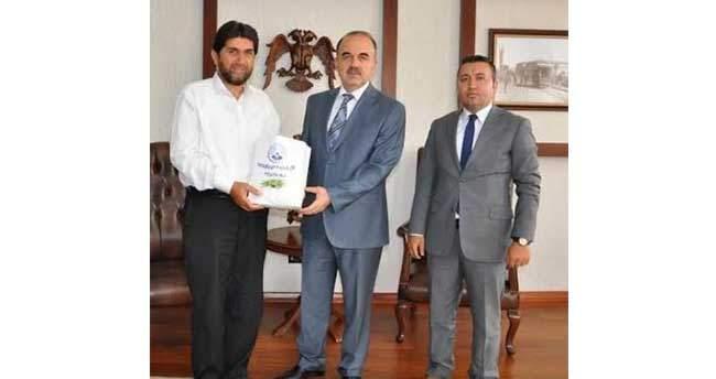 Kaymakam Oltuluk ve Başkan Acar'dan Konya Valisi Erol'a Ziyaret