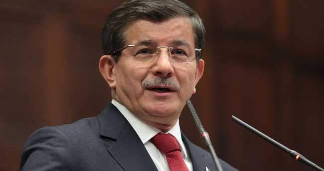 Koalisyon görüşmesi sonrası Başbakan Davutoğlu'ndan açıklama