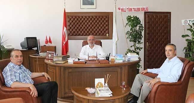KONESOB Başkanı Karamercan'dan Poçanoğlu'na Ziyaret