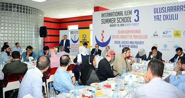 Konya Büyükşehir Belediyesi'nden Uluslararası Yaz Okulu