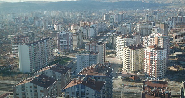 Konya 'da kiralık ev yok