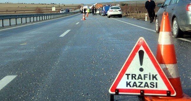 Konya'da 1 haftada 215 kaza meydana geldi