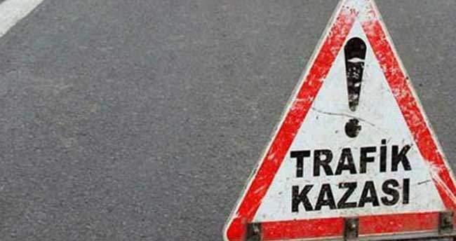 Konya'da kamyonet devrildi: 1 ölü, 2 yaralı