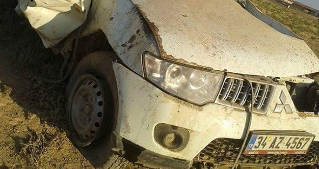 Konya'da kamyonet devrildi: 2 ölü, 1 yaralı