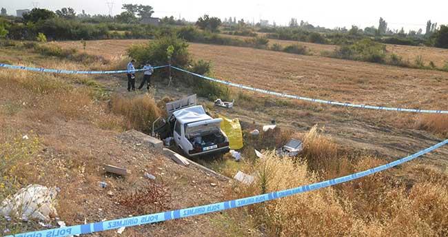 Konya'da otomobil uçuruma yuvarlandı: 1 ölü, 4 yaralı