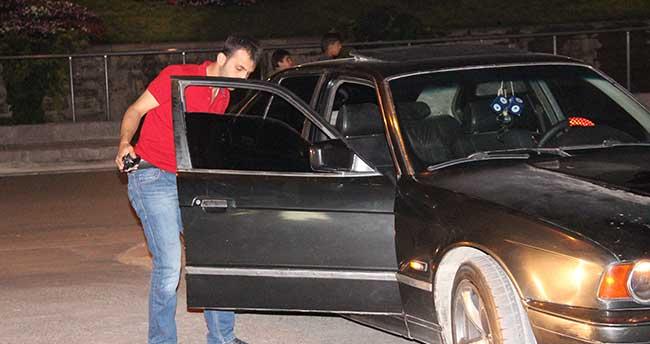 Konya'da polisten kaçan şüpheliler yakalandı