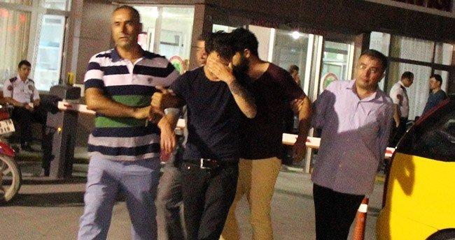 Konya'da 'sahte polisler' gerçek polise kimlik sordu!