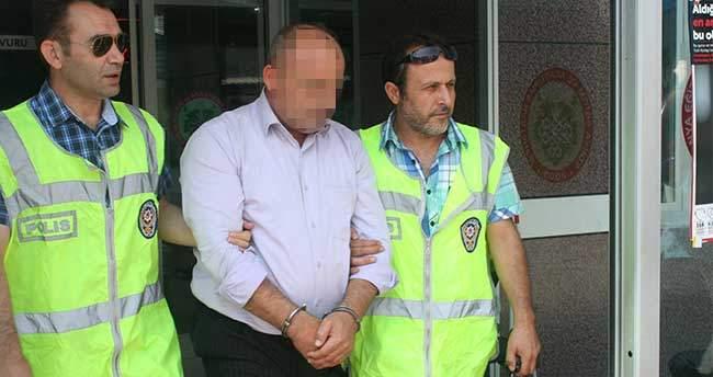 Konya'daki Bankayı Soymaya Çalışan Şüpheli Tutuklandı