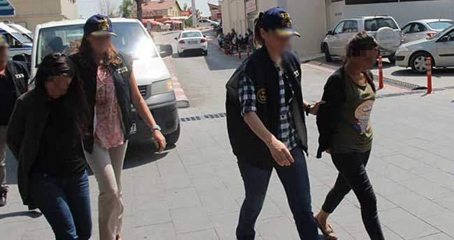 Konya'daki Pkk Operasyonunda 4 tutuklama