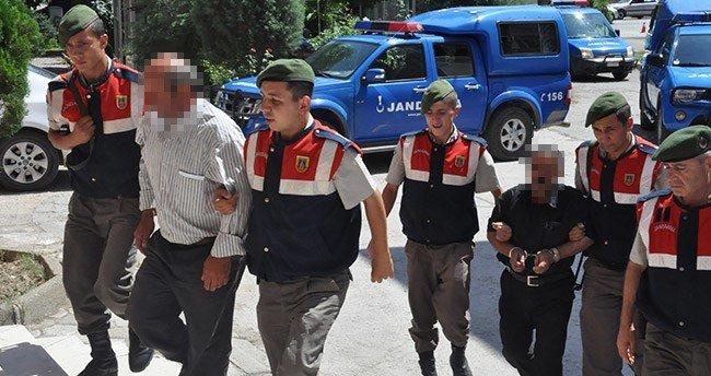 Konya'daki silah kaçakçılığı operasyonunda 3 kişi tutuklandı