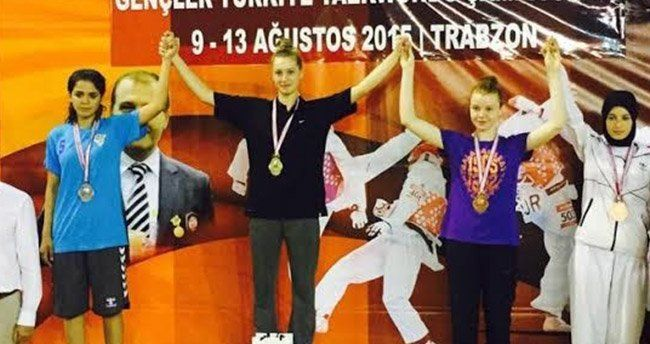 Konyalı Milli Tekvandocu Türkiye Şampiyonu Oldu