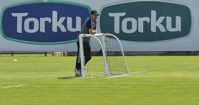 Konyaspor'da Kayserispor maçı hazırlıkları sürüyor
