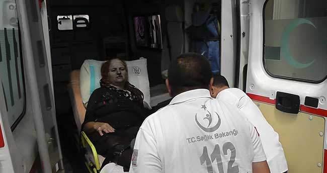 Kulu'da Traktöre Bağlı Römork Devrildi: 1 yaralı