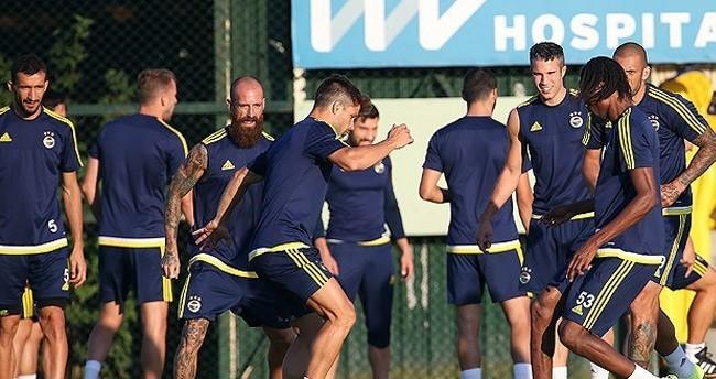 Mehmet Topuz ve Sow antrenmana katılmadı